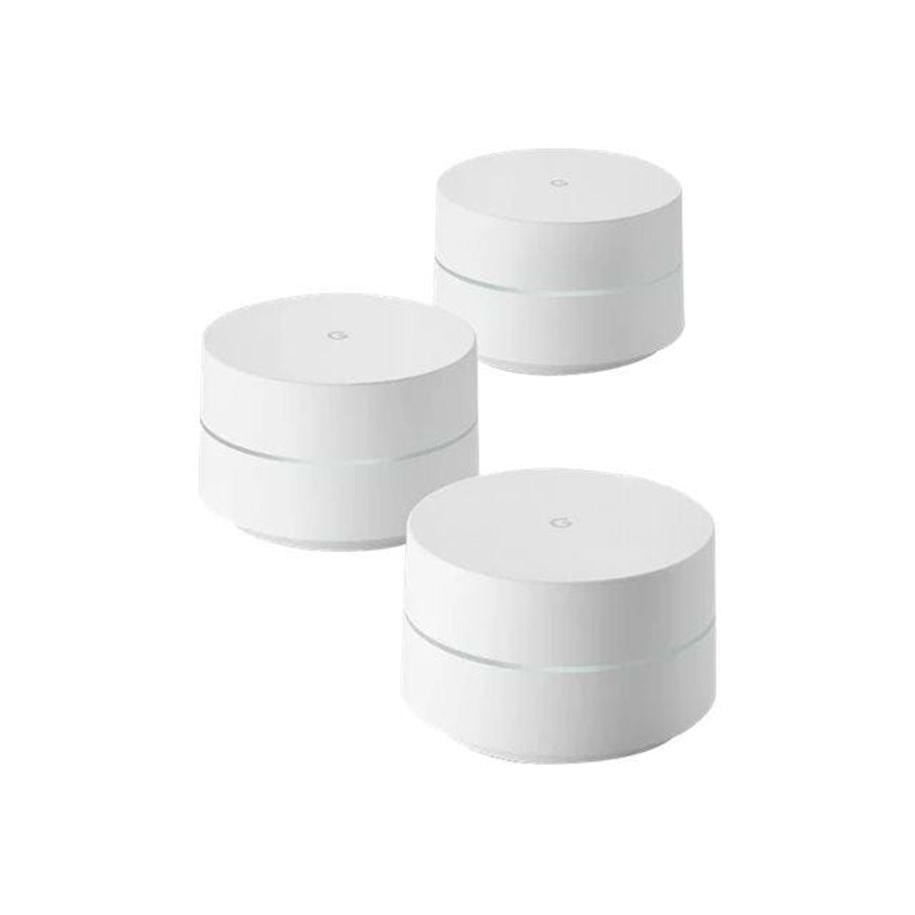 System Mesh Router Wi-fi 3-pack Google GA00157-US - White