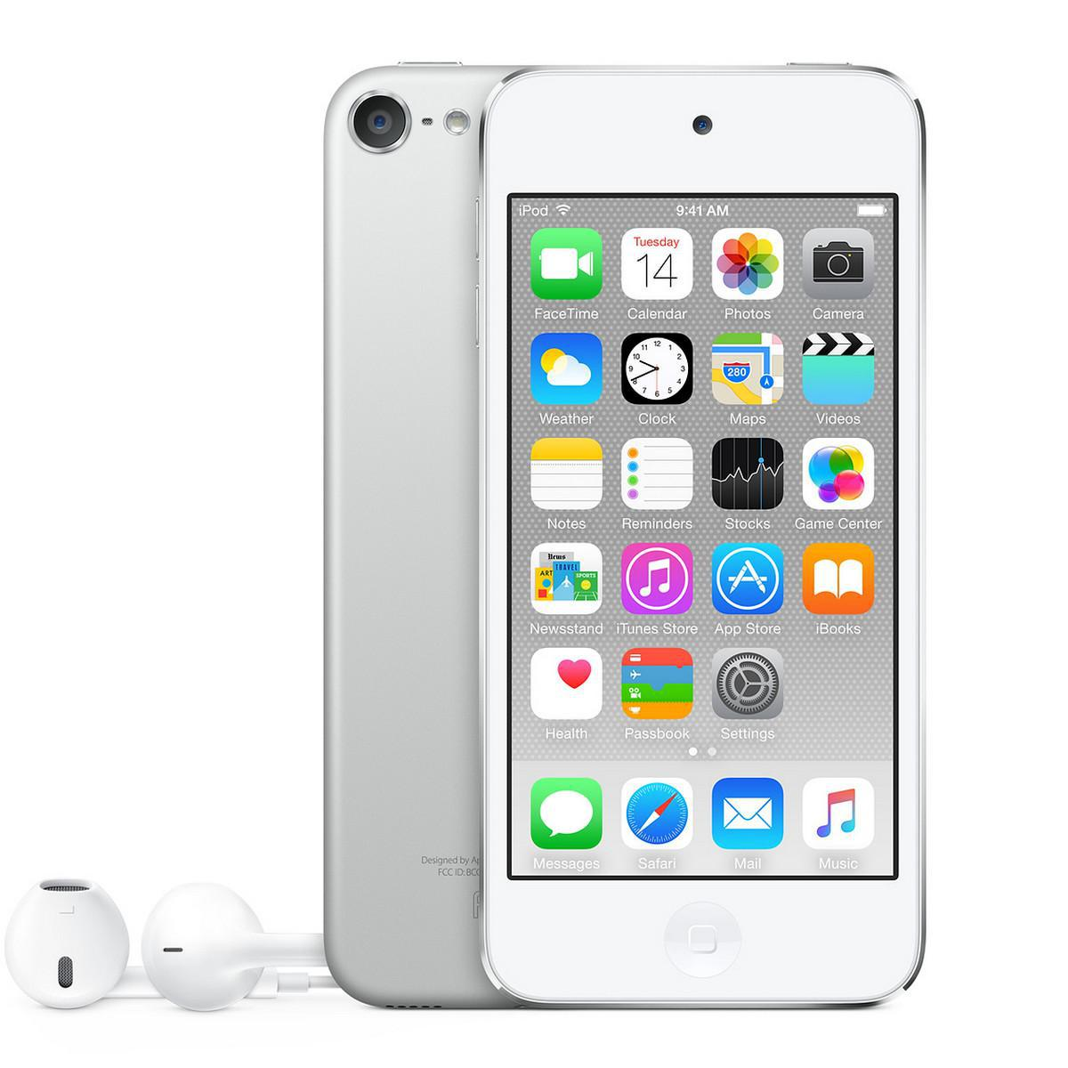 iPod touch 6 32 GB - Silver