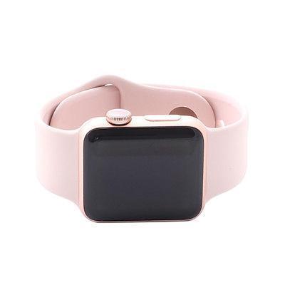 Apple Watch (Series 3) 38 mm - Aluminium Gold - Sport Band Pink