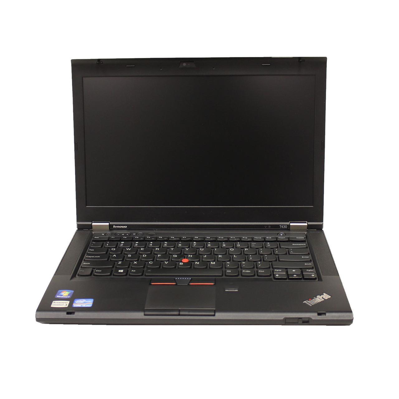 Lenovo ThinkPad T430 14-inch (February 2011) - Core i7-3520M - 16 GB  - SSD 512 GB