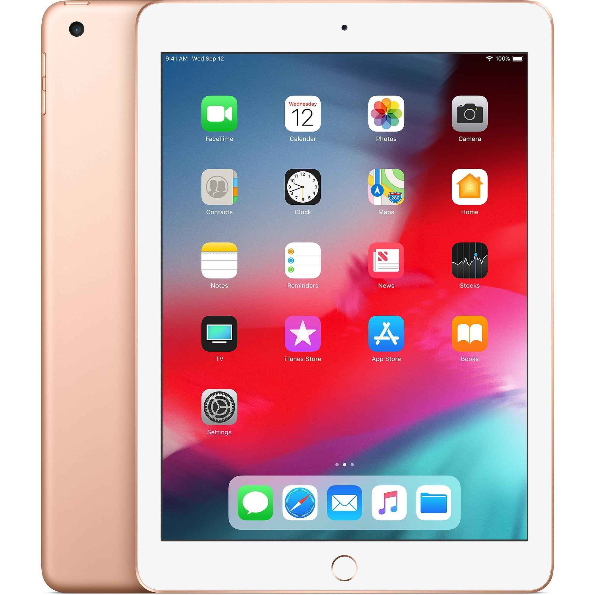 iPad 9.7-Inch 6th Gen (2018) - Wi-Fi