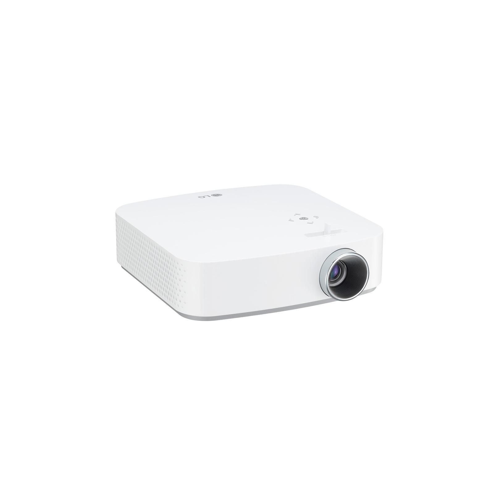 Lg PF50KA Video projector 600 Lumen - White