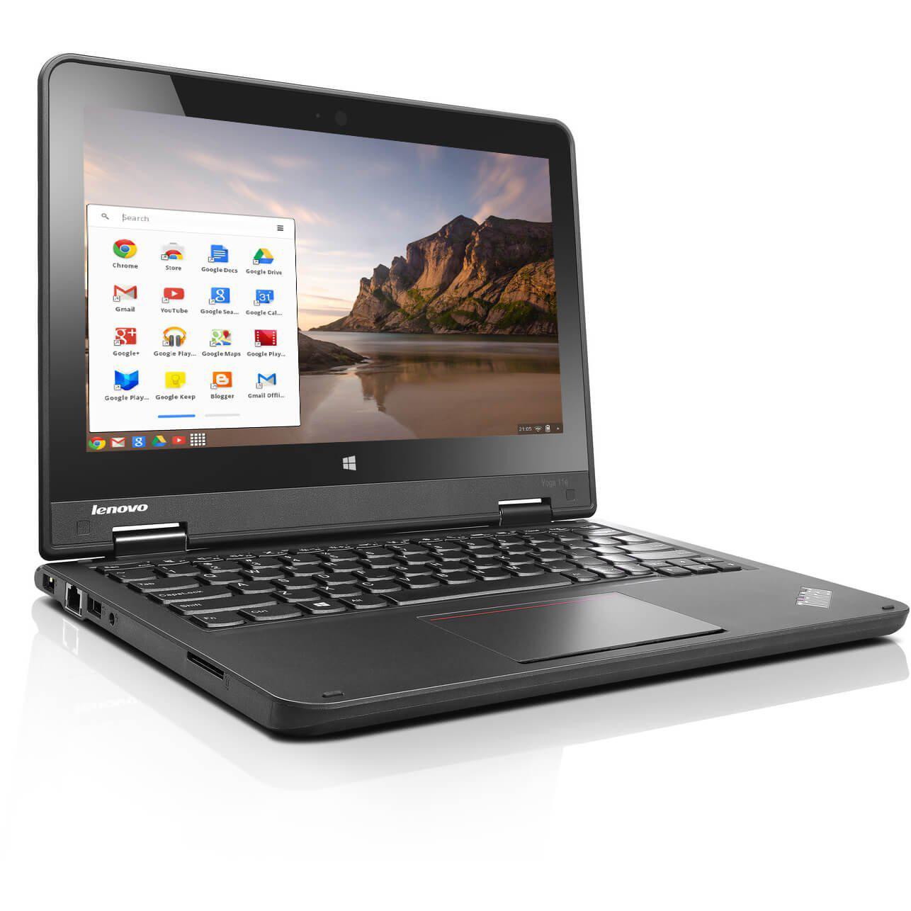 Lenovo ThinkPad 11E 11-inch (2015) - Celeron N2930 - 4 GB  - SSD 16 GB