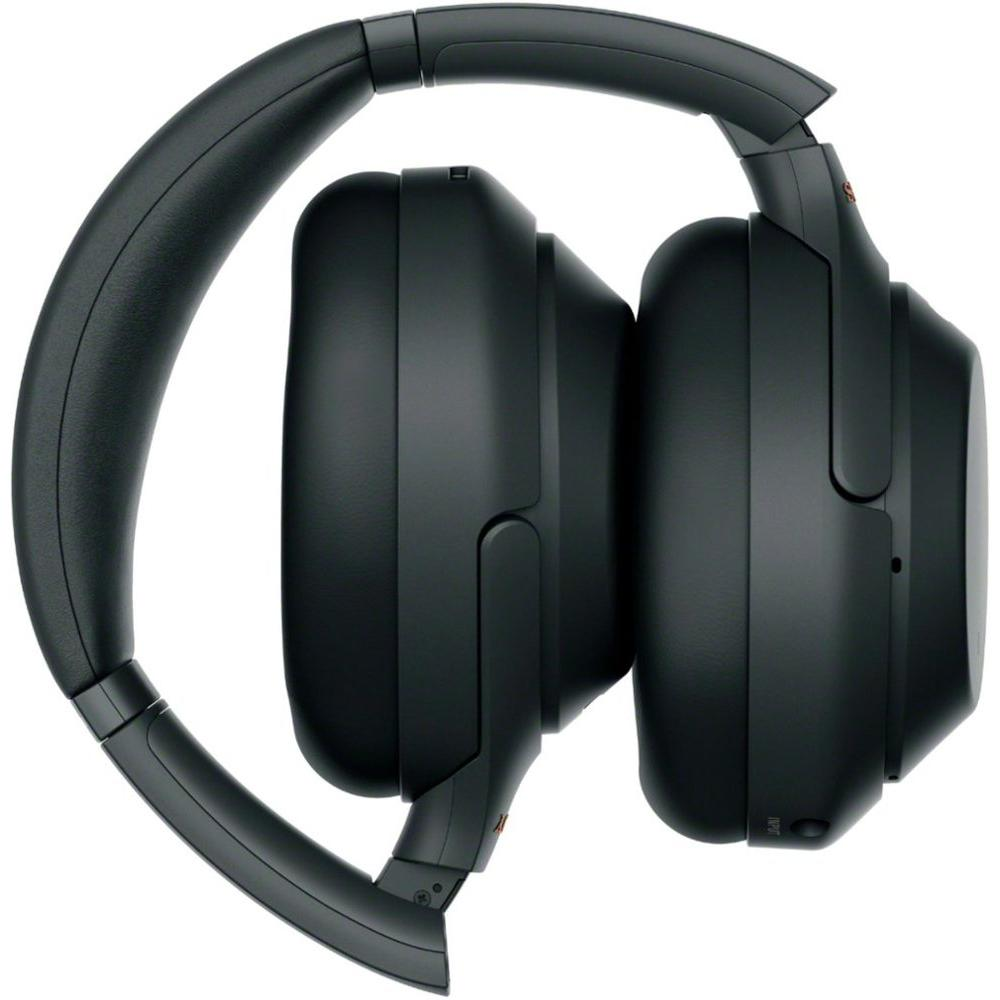 Sony WH-1000XM3 Noise cancelling Headphone Bluetooth with microphone - Black