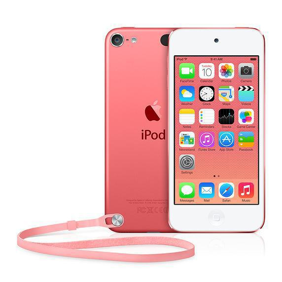 iPod Touch 5 - 32GB - Pink