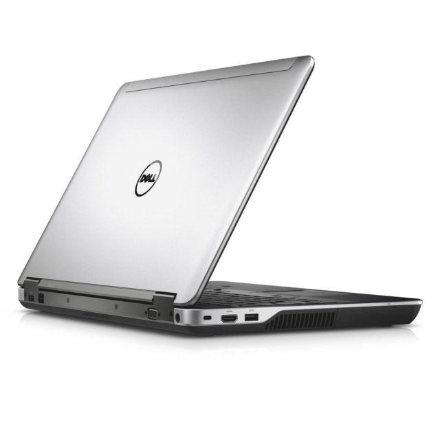 Dell Latitude E6440 14-inch (2011) - Core i7-4600M - 8 GB  - SSD 128 GB