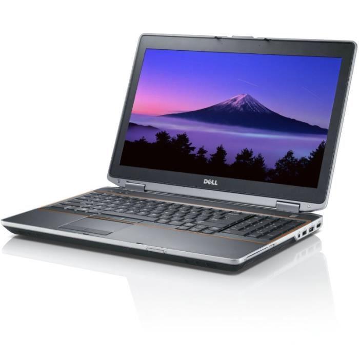 Dell Latitude E6520 15.6-inch (2011) - Core i5-2520M - 8 GB  - HDD 1 TB