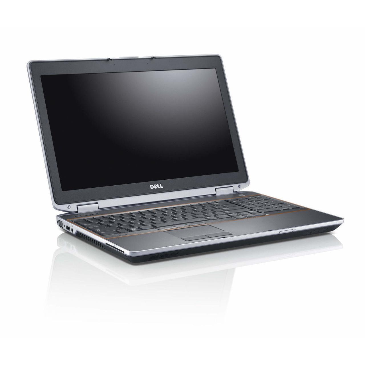 Dell Latitude E6520 15.6-inch (2011) - Core i5-2400S - 8 GB  - SSD 480 GB