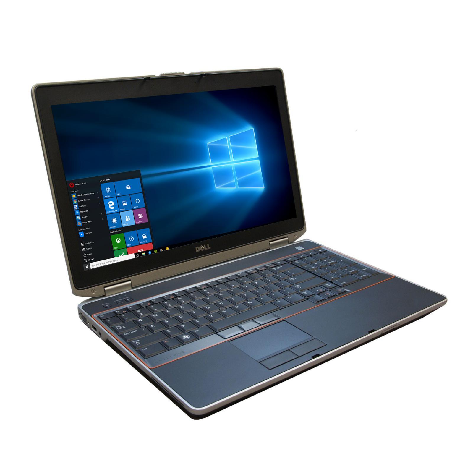 Dell Latitude E6520 15.6-inch (February 2011) - Core i5-2540M - 4 GB  - HDD 500 GB