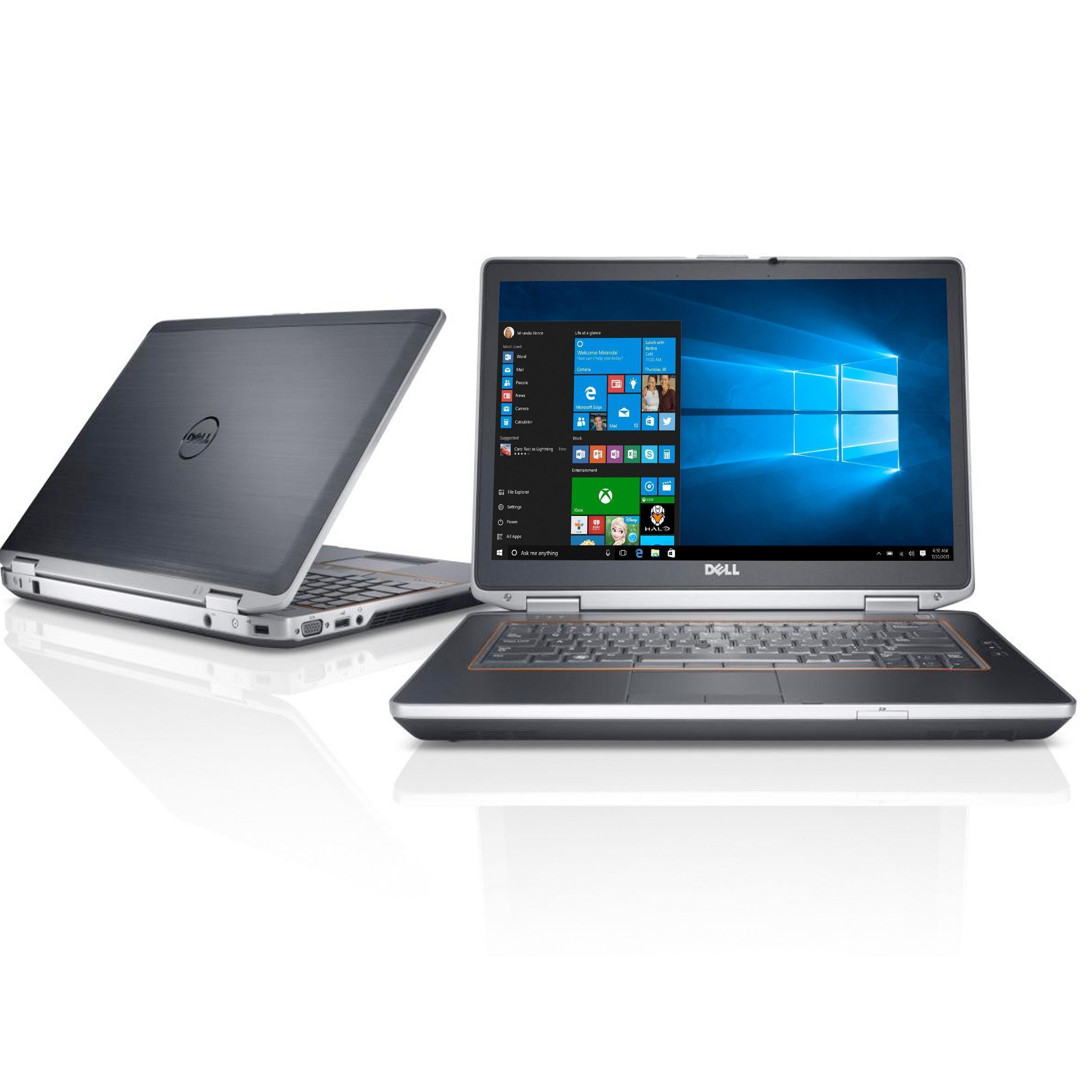 Dell Latitude E6420 14-inch (April 2011) - Core-i7 2760QM - 16 GB  - HDD 960 GB