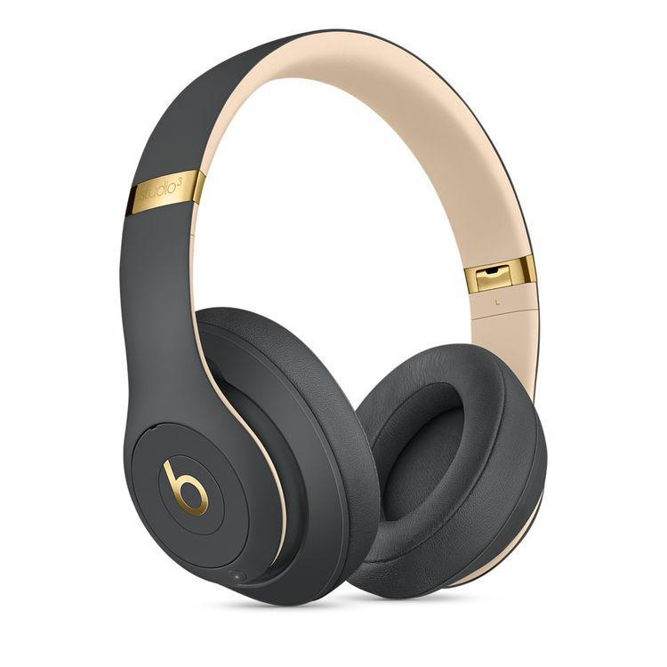 Beats By Dr. Dre Studio 3 Headphone Bluetooth with microphone - Shadow Gray