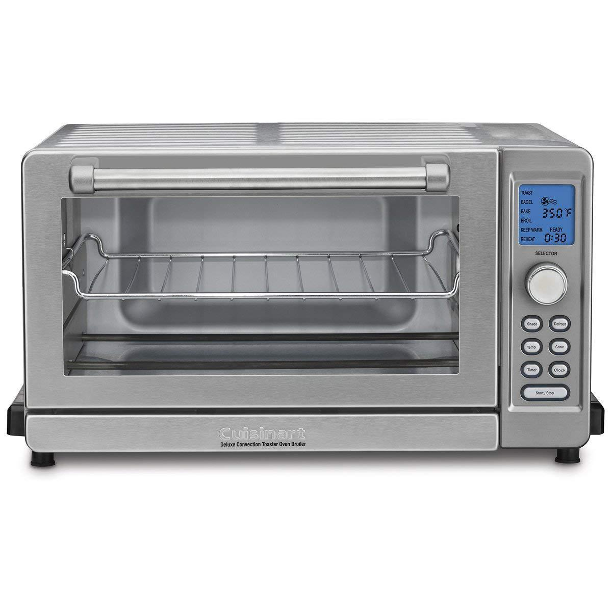 Cuisinart TOB-135 Deluxe Convection Toaster Oven Broiler