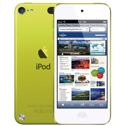 iPod Touch 5 16GB - Yellow
