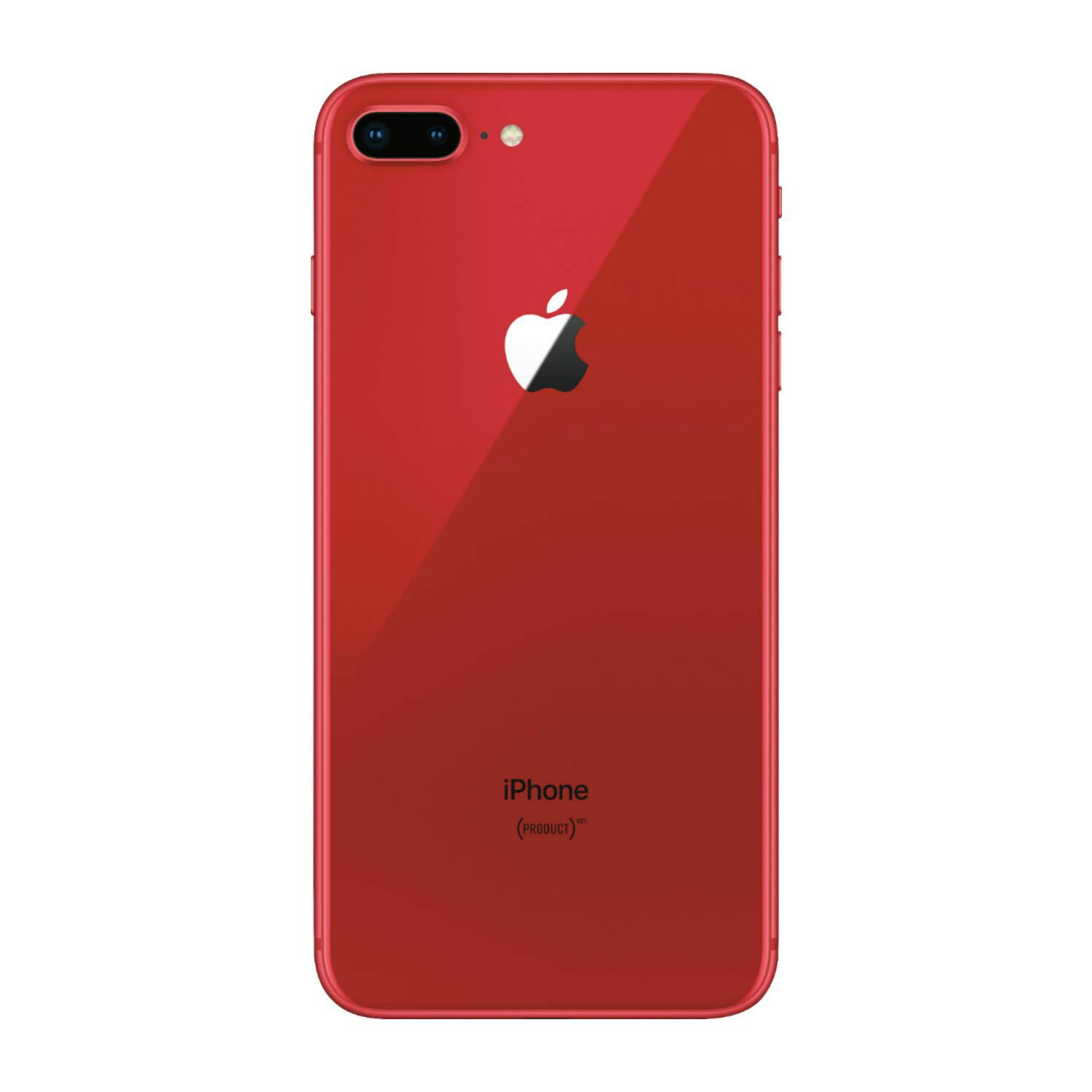 Refurbished iPhone 8 Plus 64GB - Red Unlocked | Back Market