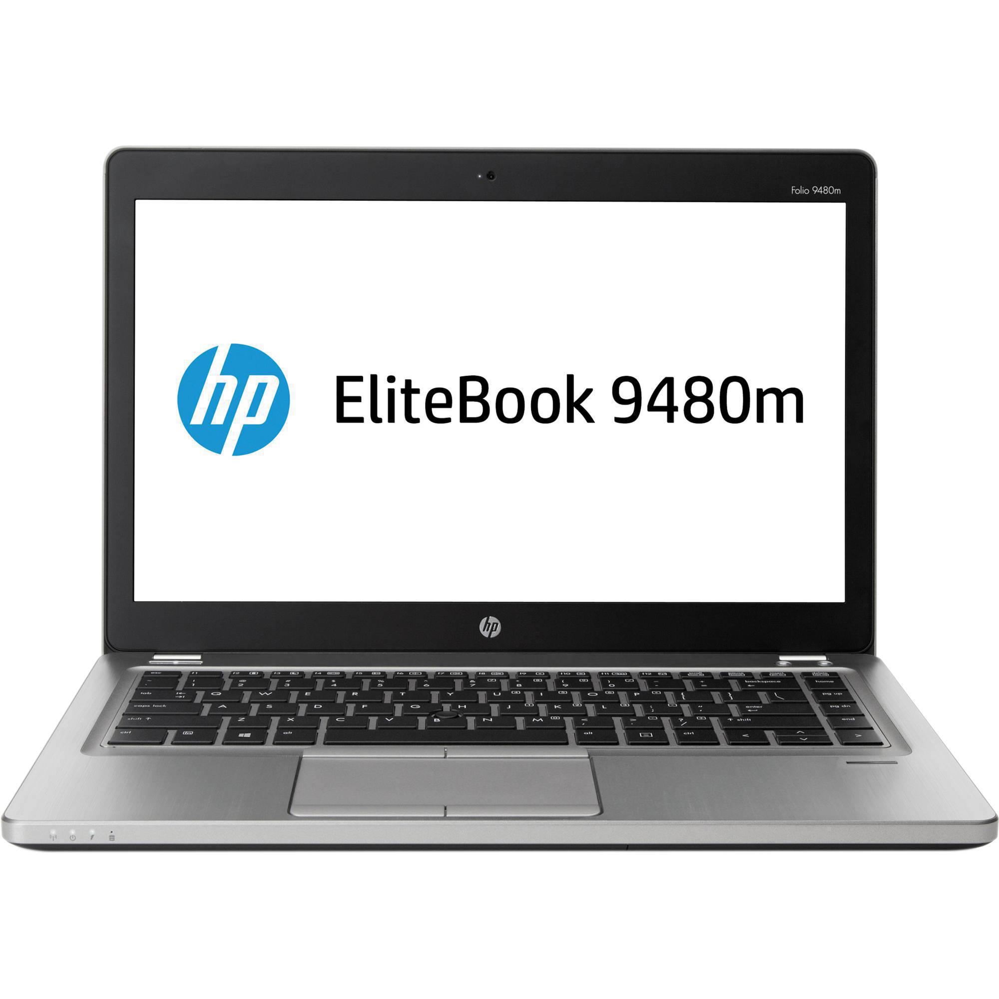 Hp EliteBook Folio 9480M 14-inch (November 2016) - Core i5-4310U - 8 GB  - SSD 180 GB