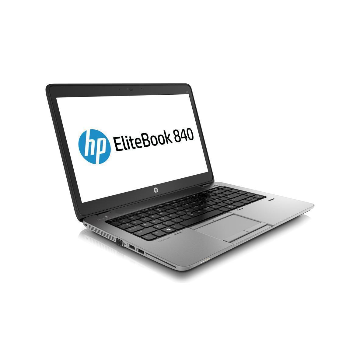 Hp Elitebook 840 G1 14-inch (April 2014) - Core i5-4300U - 16 GB  - HDD 500 GB