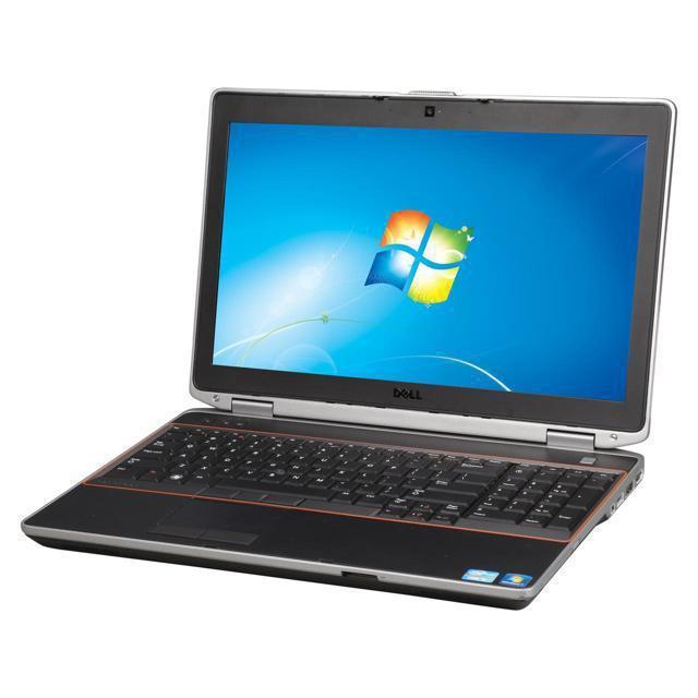 Dell Latitude E6520 15.6-inch (2010) - Core i5-2400S - 4 GB  - SSD 240 GB