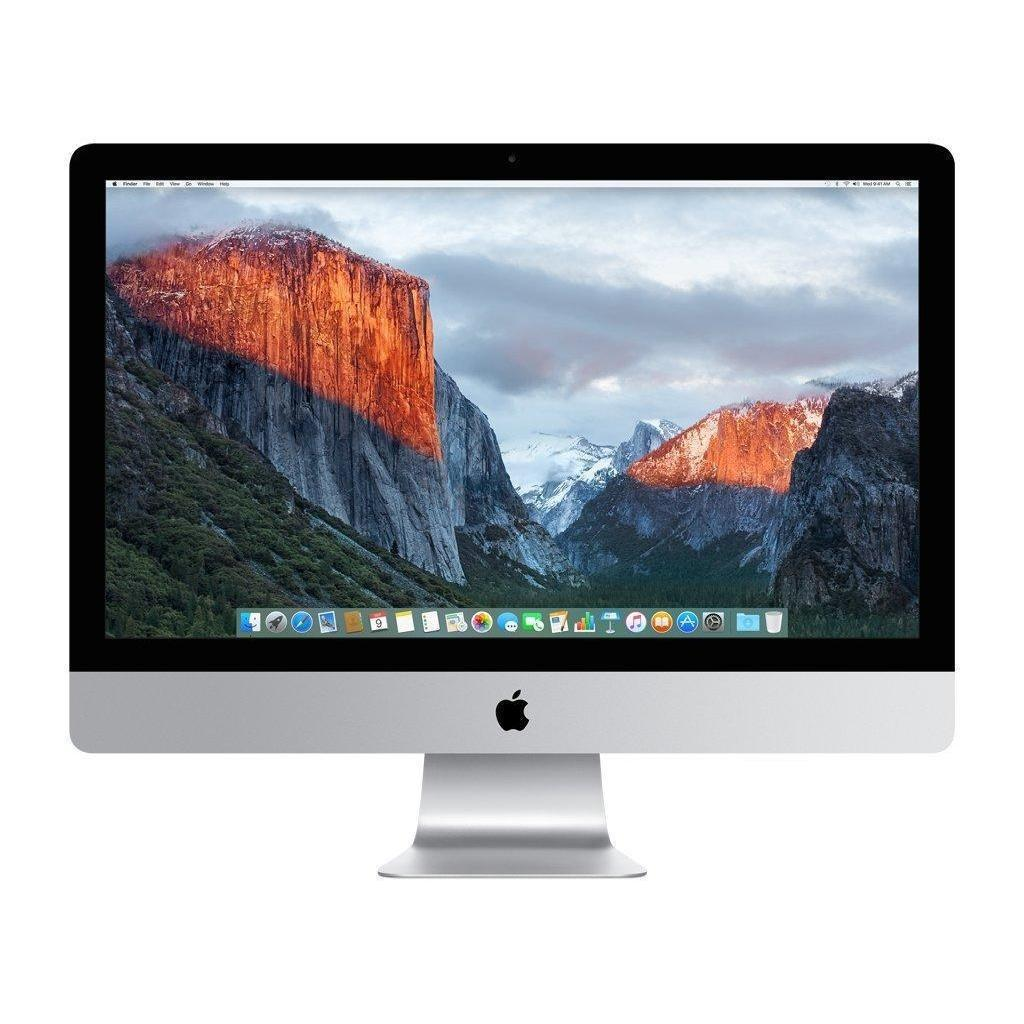 iMac 27-inch Retina (Late 2015) Core i7 4GHz  - HDD 1 TB - 8GB