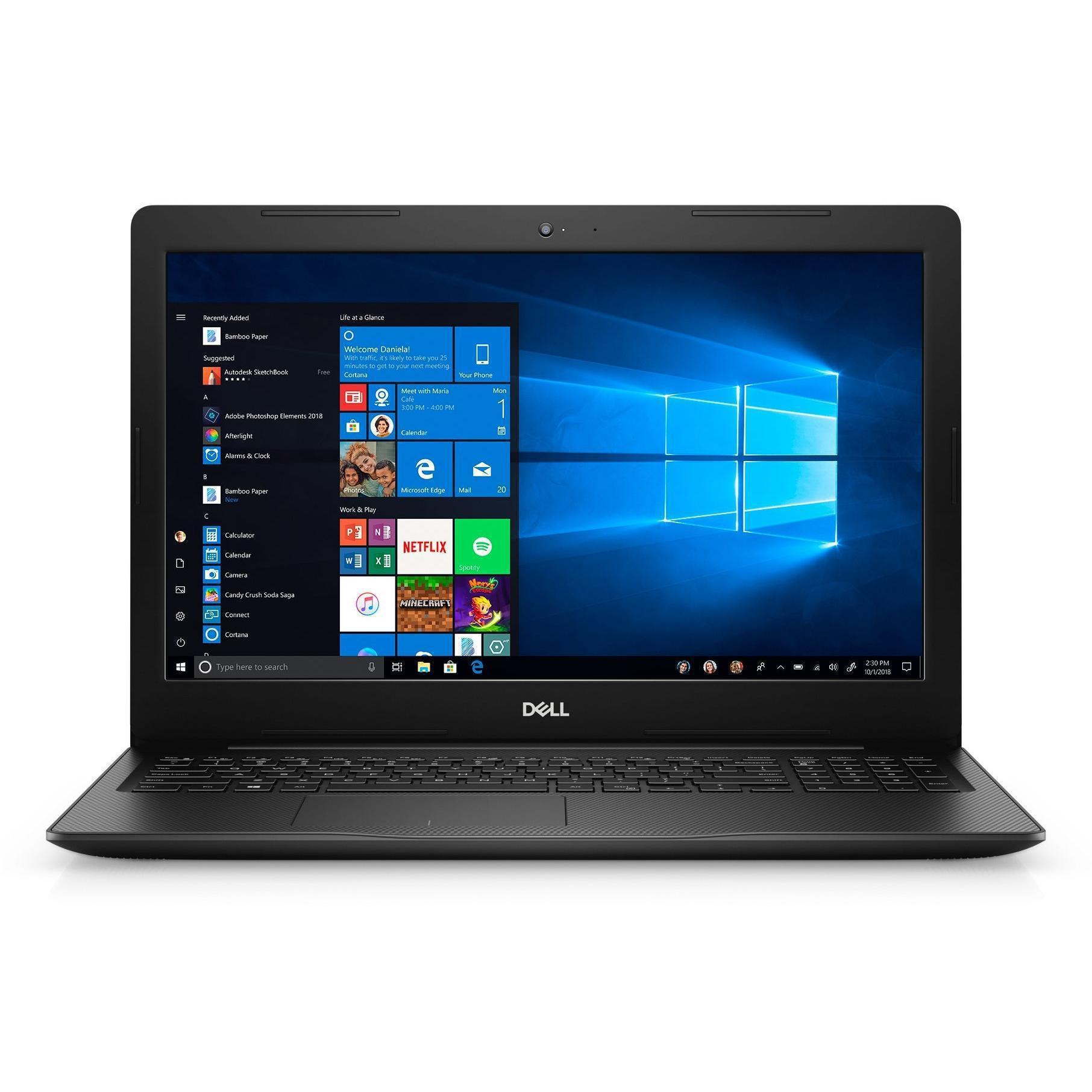 Dell Inspiron 3583 15.6-inch (2018) - Core i5-8265U - 8 GB  - HDD 1 TB