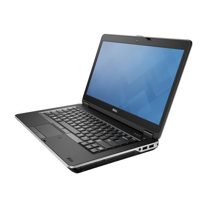 Dell Latitude E6440 14-inch (2013) - Core i7-4600M - 16 GB  - HDD 512 GB