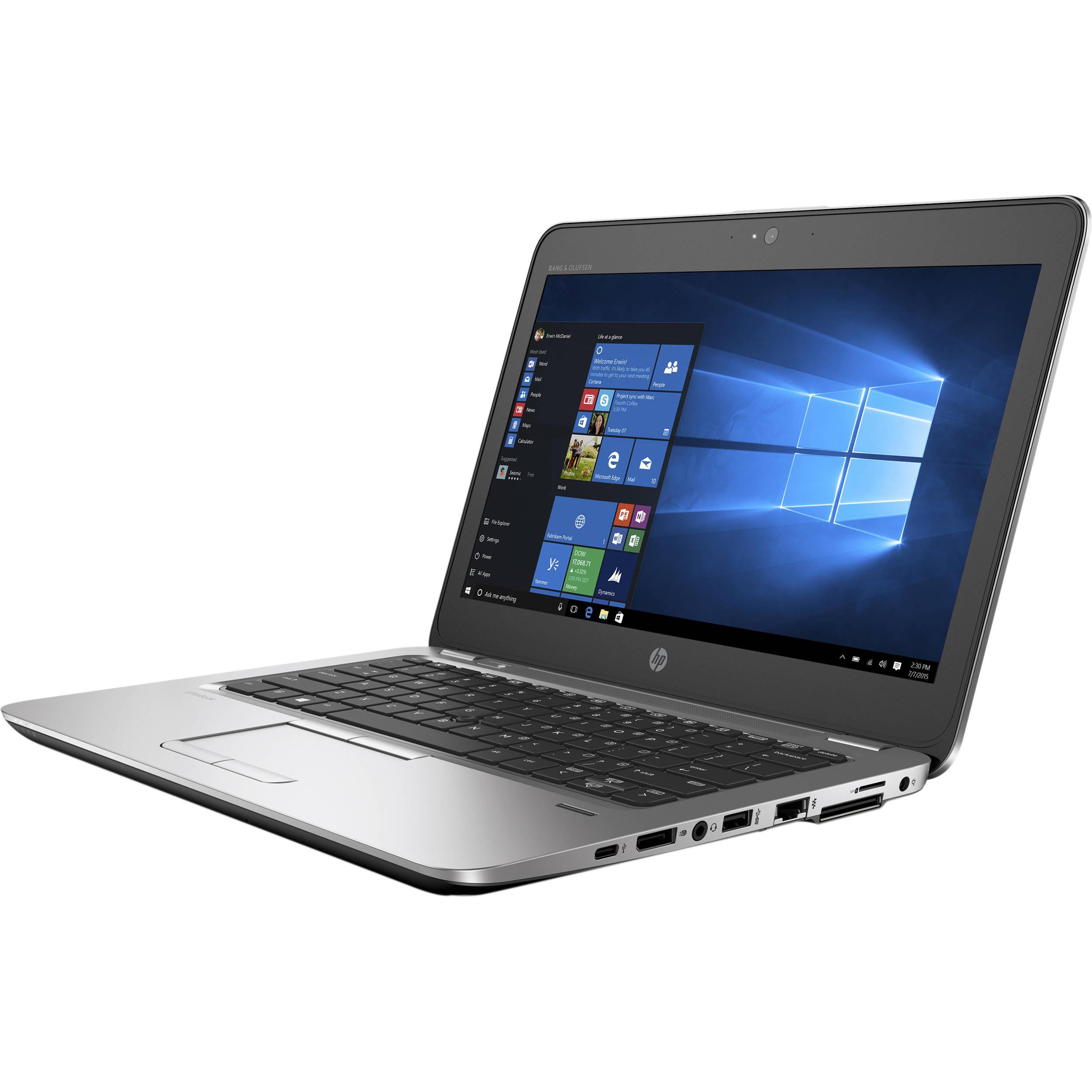 Hp EliteBook 820 G3 12.5-inch (2016) - Core i5-6300U - 8 GB  - SSD 256 GB