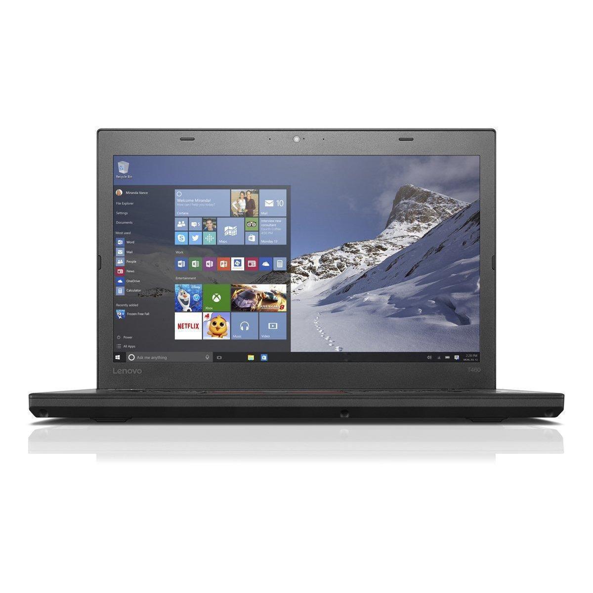 Lenovo ThinkPad T460 14-inch (2016) - Core i5-6300U - 8 GB  - HDD 320 GB