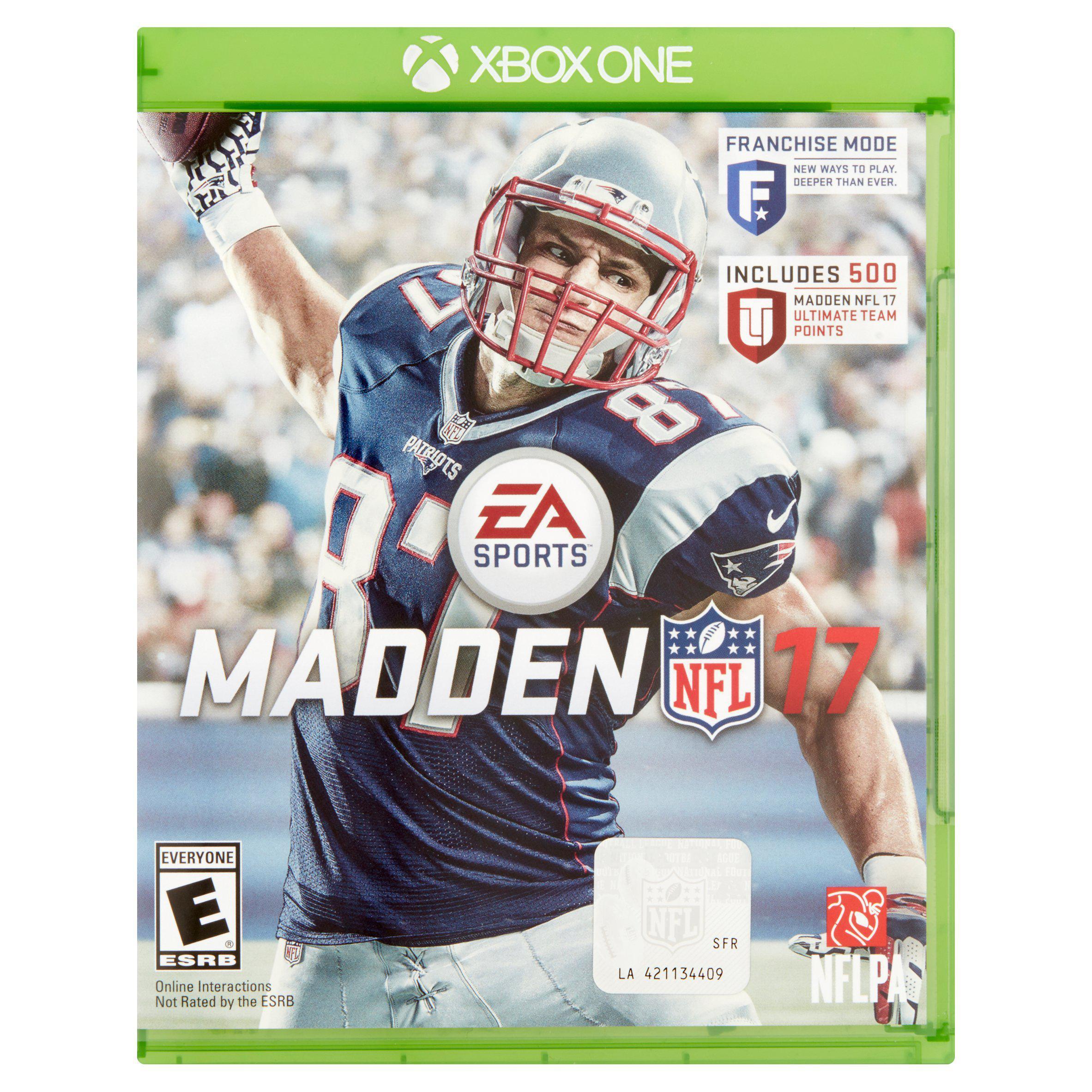 Madden 17 - Xbox One