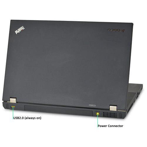Lenovo ThinkPad T530 15.6-inch (2012) - Core i5-3380M - 8 GB  - SSD 128 GB