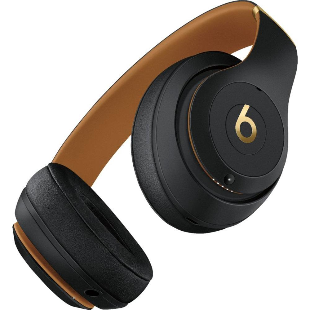 Beats By Dr. Dre Studio 3 Wireless Noise cancelling Gaming Headphone Bluetooth with microphone - Midnight Black