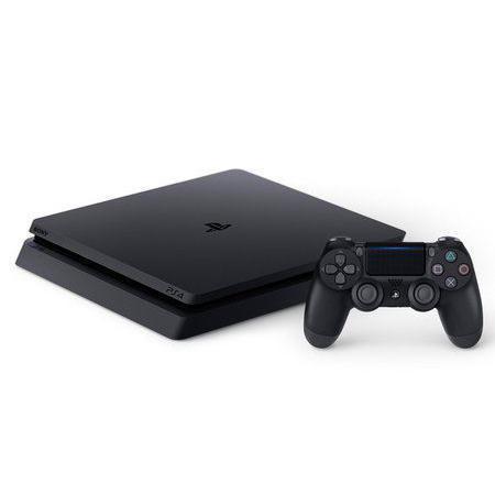 Sony PlayStation 4 Slim - 1TB - Jet Black