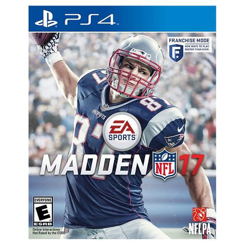 Madden NFL 17 - PlayStation 4