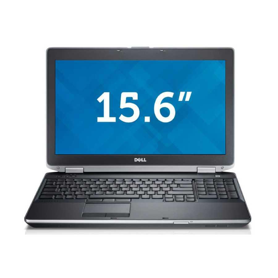 Dell Latitude E6520 15.6-inch (2011) - Core i7-2620M - 16 GB  - HDD 500 GB