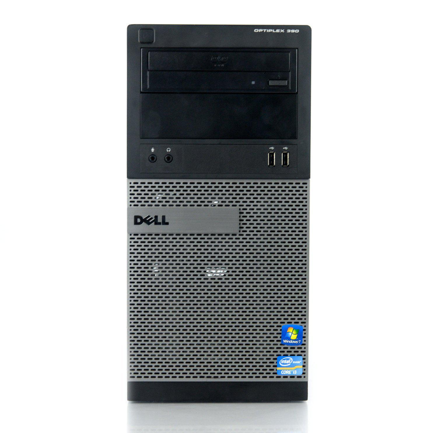 Dell OptiPlex 390 Core i5 3.1 GHz GHz - HDD 1 TB RAM 8GB