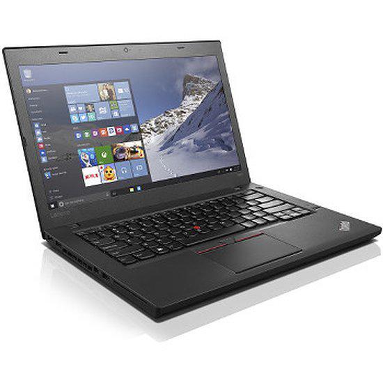 Lenovo ThinkPad T460s 14-inch (2016) - Core i7-6600U - 20 GB  - SSD 512 GB