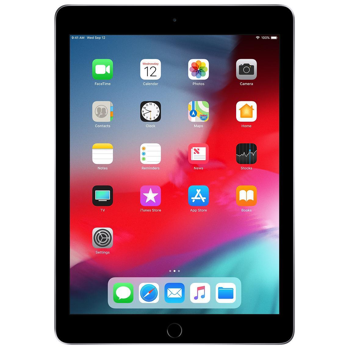 iPad 9.7-inch 6th Gen (2018) - Wi-Fi + GSM/CDMA + LTE