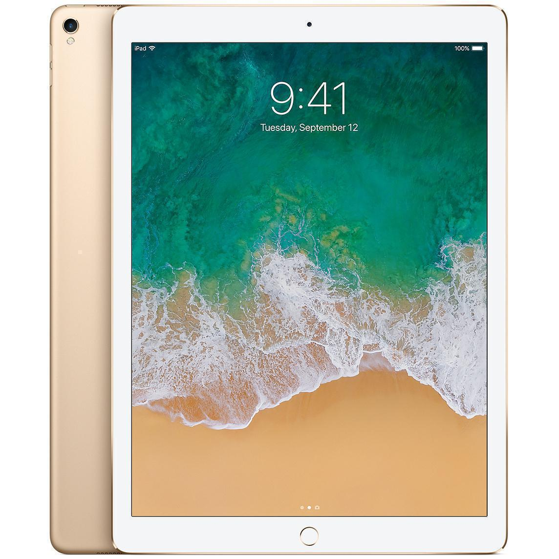 iPad Pro 12.9-Inch 2nd Gen (2017) - Wi-Fi + GSM/CDMA + LTE