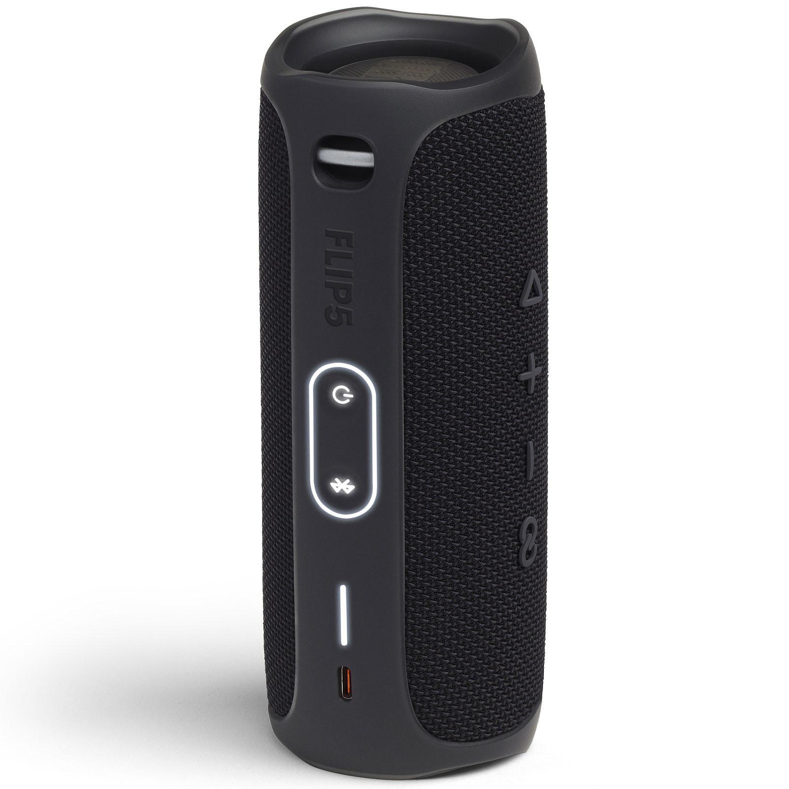 Speaker Bluetooth JBL Flip 5 - Midnight Black