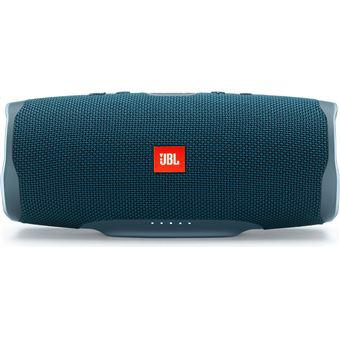 JBL Charge 4 Portable Wireless Bluetooth Speaker - Blue