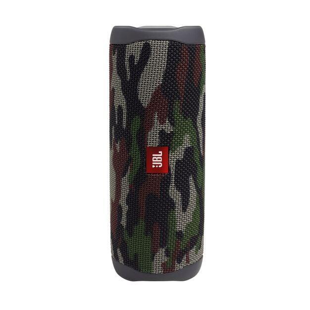Speaker Bluetooth JBL Flip 5 - Squad Green Camo