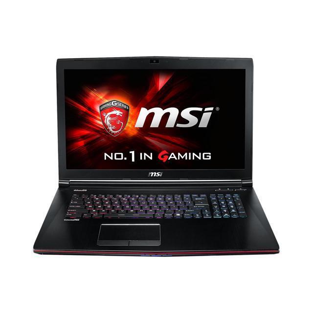 "MSI GE72 Apache Pro-077 17"" Core i7-5700HQ 2.7GHz - HDD 1TB + SSD 128GB - RAM 16GB - NVIDIA GeForce GTX 970M"