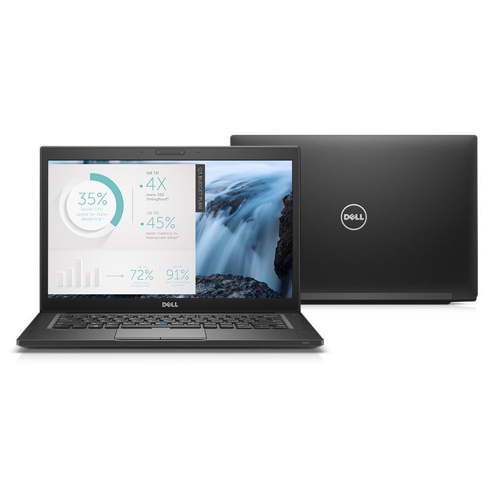 Dell Latitude 7480 14-inch (2017) - Core i7-6600U - 8 GB - SSD 256 GB
