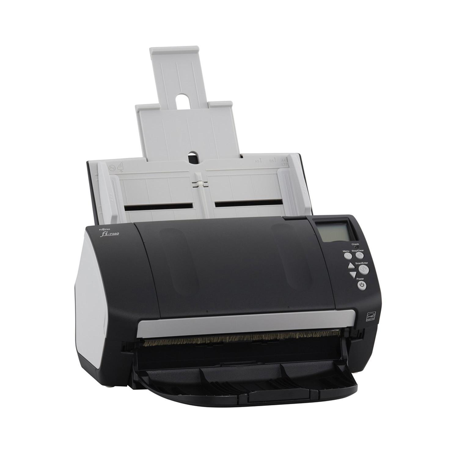 Scanner  Fujitsu fi-7160 - Black