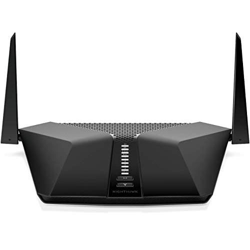 Netgear Nighthawk Rax40-100nar Router - Black
