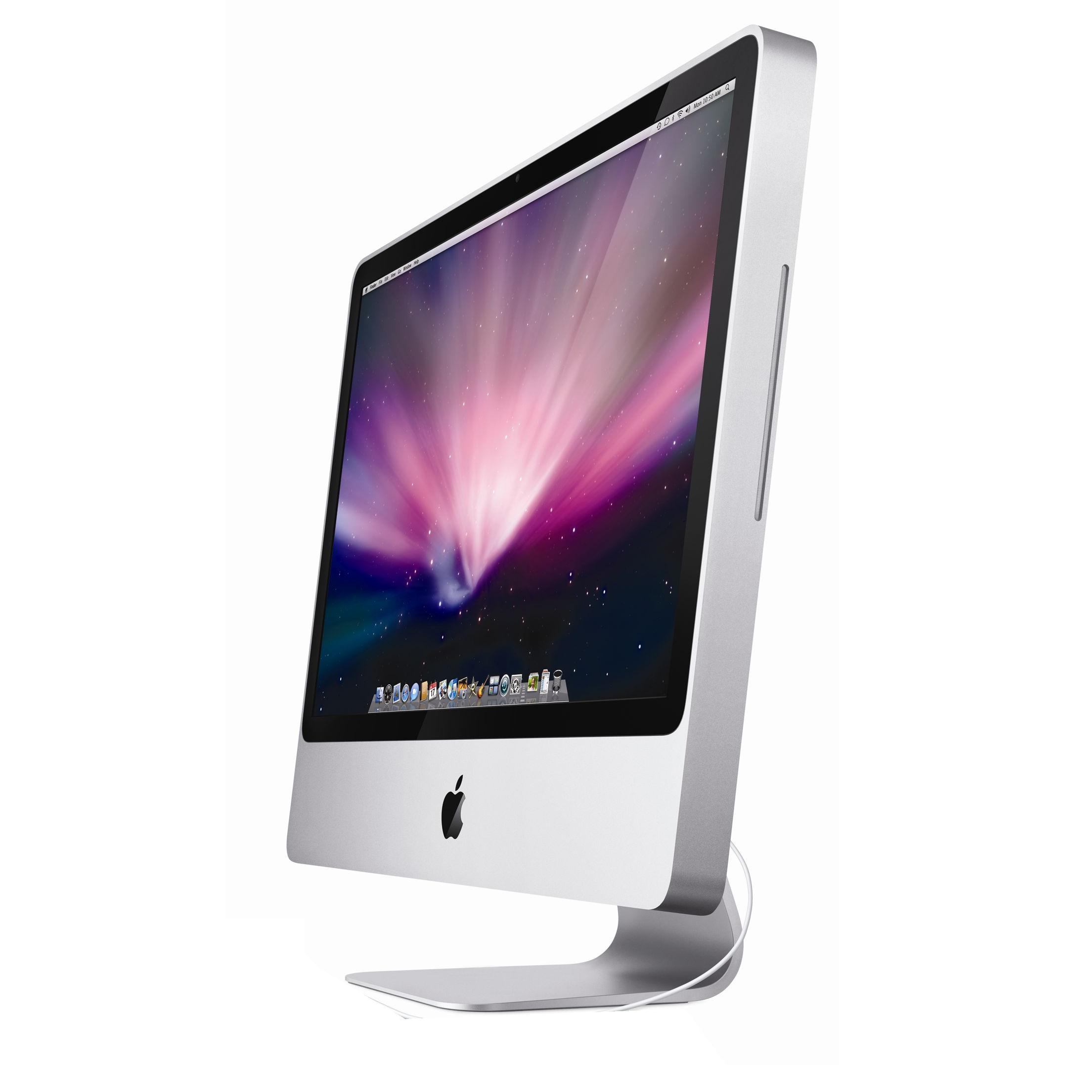 iMac 20-inch (Mid-2009) Core 2 Duo 2.26GHz - HDD 160 GB - 2GB
