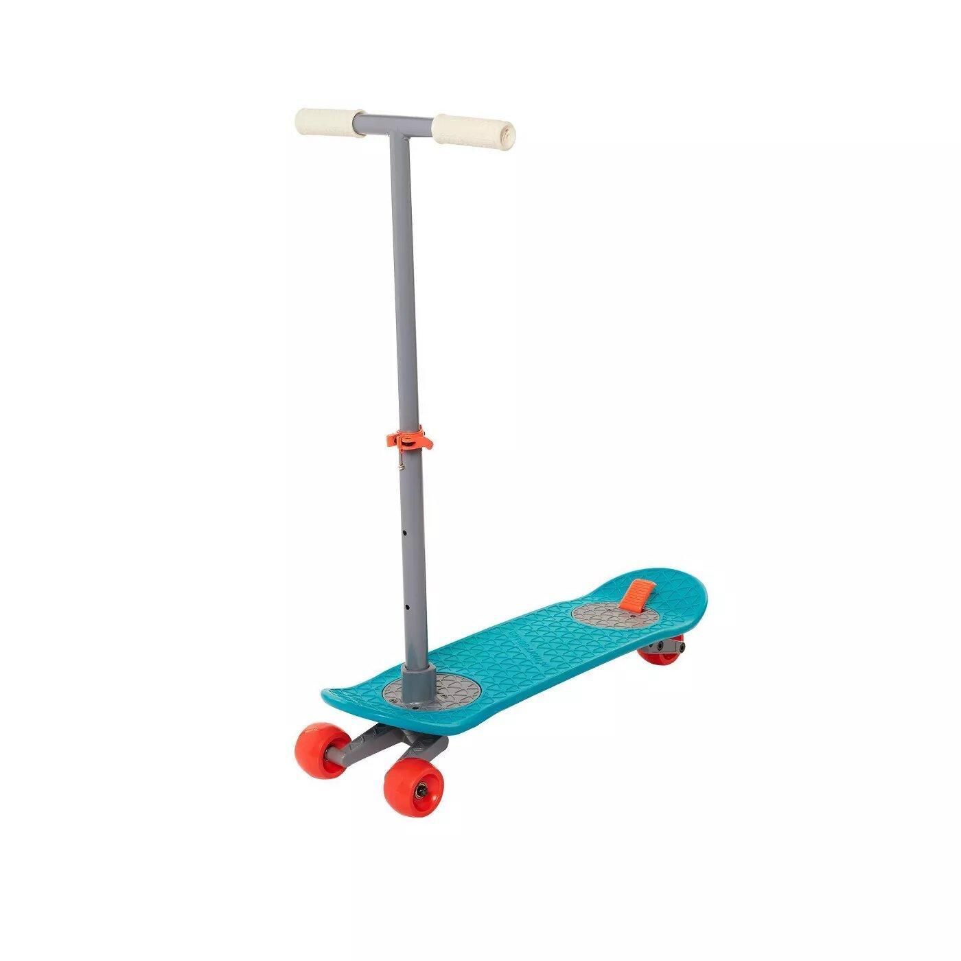 Refurbished MorfBoard Scooter & Skateboard Combo Set with ...