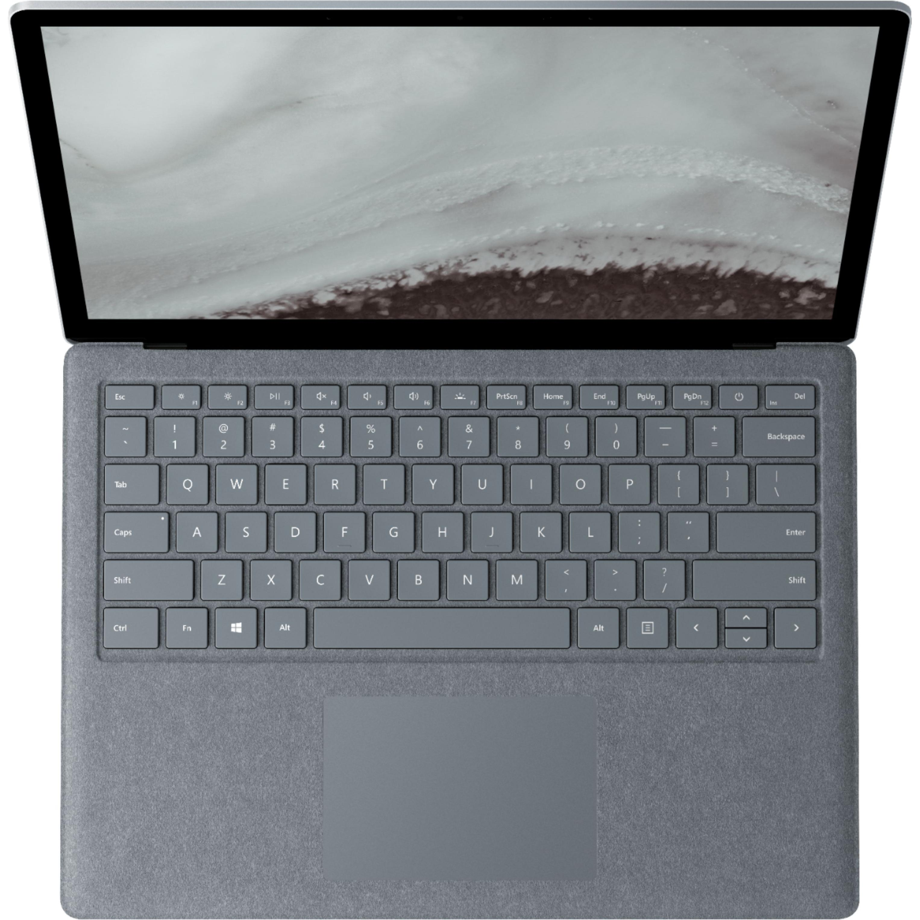 """Microsoft Surface Laptop 2 13"""" Core i5 1.6 GHz - SSD 256 GB - 8 GB QWERTY"""
