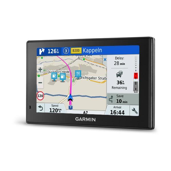 GPS Garmin DriveSmart 51 LMT-S North America - Black