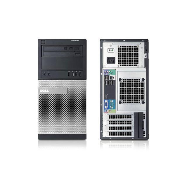 Dell Optiplex 790 MT Core i5 3.2 GHz - SSD 120 GB RAM 8GB