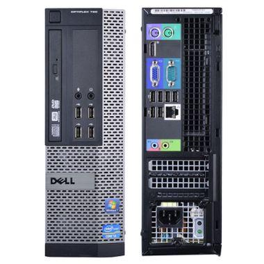 Dell Optiplex 790 SFF Core i5 3.2 GHz - HDD 500 GB RAM 16GB