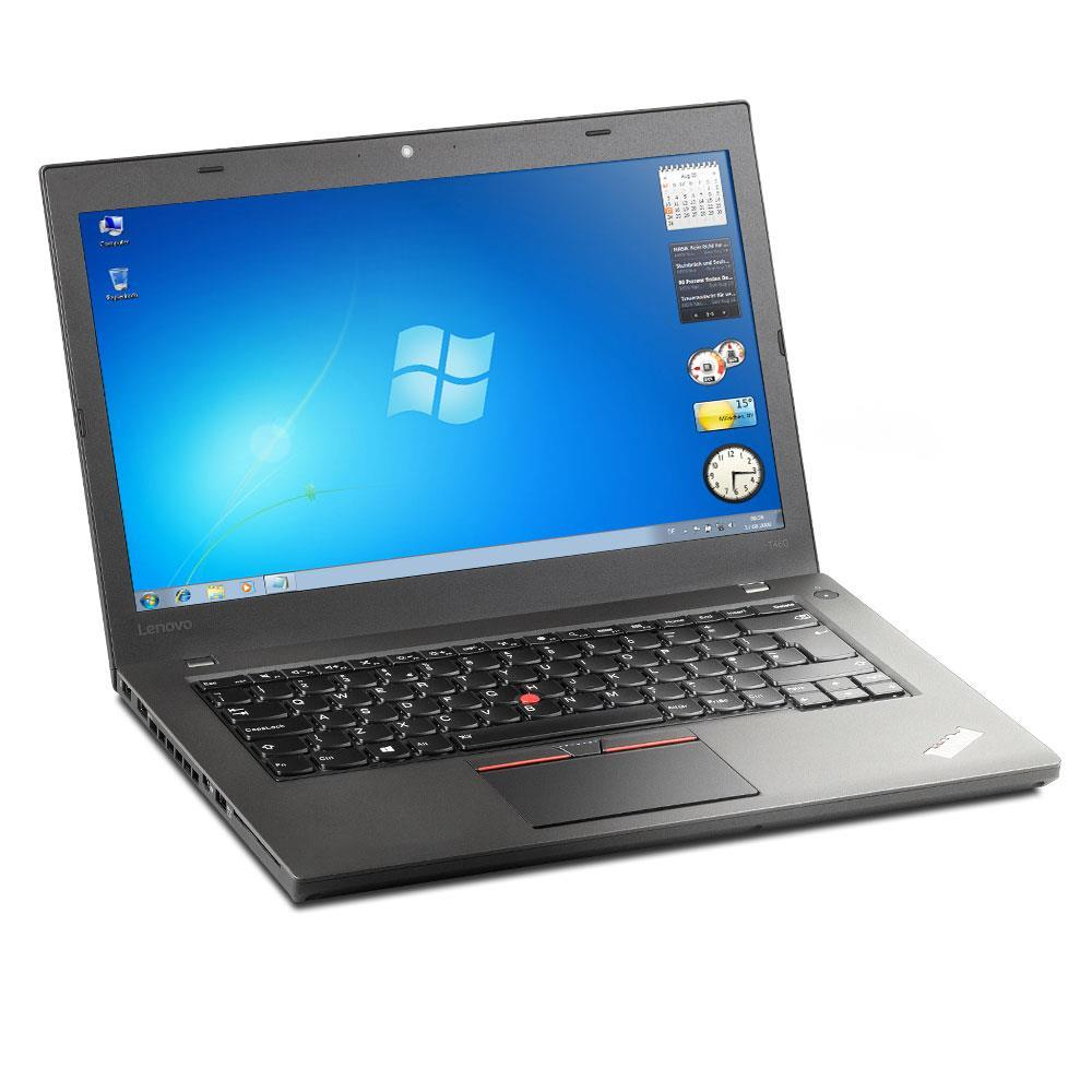 Lenovo ThinkPad T460 14-inch (February 2016) - Core i5-6300U - 8 GB - HDD 1 TB